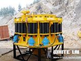 Weiße Lai Bergwerksmaschine der Steinfelsen-Kegel-Zerkleinerungsmaschine Wlc1680