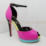 2013 Stiletto talon dame Chaussures (002188-01 YMS)