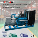Три этапа вывода с водяным охлаждением 200квт биогаза генератора