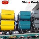 Carro de mina deDerrubada do trilho da alta qualidade