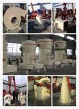 Cadena de producción del polvo del yeso, cadena de producción del polvo del yeso de la cuarcita de la cal
