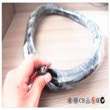Los cables eléctricos/Ronda de hilos de cobre esmaltado