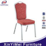 椅子(XYM-L45)を食事する現代スタック可能アルミニウムレストラン