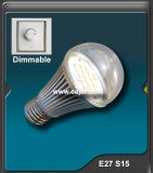 Ampoule de globe de Dimmable LED