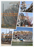 Cambiamento continuo sinterizzato Sj501 dell'arco di alluminio di Aws-A5.17 F6a2-EL12 per il contenitore a pressione