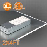 1X2FT / 2X2FT / 2X4FT ETL Dlc Listed 100lm / W LED Light avec Dimmable