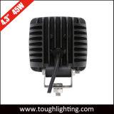 12V 24V 120 Grad-Flut-Träger 45W quadratisches CREE LED Arbeits-Licht