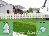 Palissade de jardin en plastique (DY302)
