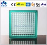 Кирпич цвета 190X190X80mm Jinghua параллельные зеленый стеклянный/блок