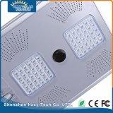 IP65 60W tutto in una lampada di via solare Integrated dell'indicatore luminoso LED