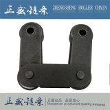 Fornitore della catena di serie della catena 12b-R B del rullo dell'acciaio legato del hardware di alta qualità