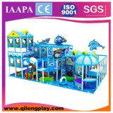 Kind-Innenspielplatz für Verkauf (QL--039)