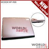 Ноутбук / Мини-ноутбук R89 розового цвета