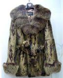 Мех куртка -01