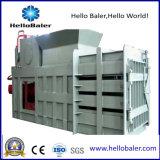 Presse en plastique de porte fermée manuelle horizontale pour réutiliser le centre