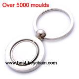 Promoção Custom Logo Metal Lembrança Gift Keychain (BK52463)
