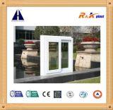 Flügelfenster-Windows-Typ und horizontales Öffnungs-Muster Belüftung-Profil-Fenster