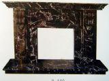 Cheminée de marbre (JL-139)