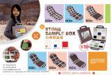 Nuevo catálogo de muestras de piedra