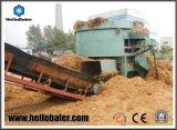 Paja de la biomasa/trituradora del heno/del maíz/del trigo para el proceso del pienso