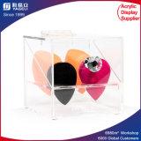 Коллекция алмазов 4 слота акриловый блендер с Plexiglass для макияжа