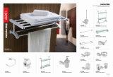 Accessoires de salle de bains (salle de bains adaptant série KD-66)