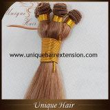 Trame de cheveu attachée par main en gros