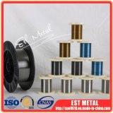 Draad de van uitstekende kwaliteit van Superelastic Nitinol