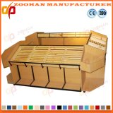 Fabricante elegante das unidades da cremalheira de indicador do vegetal e da fruta da loja (Zhv85)