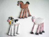 Magnete di disegno per pecore Horse Cow (RJG-07003)
