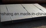 Plaques Checkered douces de tôle d'acier de Chine