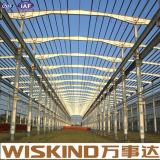 Alta calidad y material de construcción fácil de la estructura de azotea de la instalación
