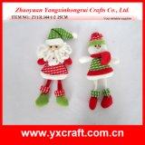 Игрушка малыша рождества украшения Santa Claus куклы подарка рождества