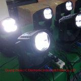 4PCS 25W LED Superträger-bewegliches Hauptlicht
