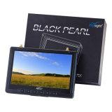 Draadloze Omwenteling 7 van het Beeld  5.8g 1024*600HDMI LCD Monitor met DVR