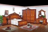 New Model Bedroom Furniture with Polished