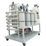 Máquina de la filtración del petróleo del transformador de Dehydratioin de la desgasificación al vacío de la Doble-Etapa (ZYD-30)