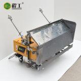 시멘트 살포 고약 기계 살포 연출 기계