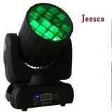 단계/DJ/디스코/나이트 클럽을%s 12PCS*10W 다채로운 LED 광속 이동하는 맨 위 빛