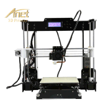 De grote 3D Printer van de Desktop voor de Verschillende 3D Grootte van de Modellen van de Druk met 16GB de Kaart van BR