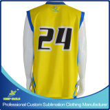 Pullover su ordine di Sublimation Basketball per Basketball Game Teams