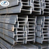 Tailles noires de poutre en double T de faisceau de l'acier I pour le matériau de construction de la fabrication