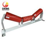 Rullo d'acciaio del trasportatore di SPD, rullo del trasportatore per la pianta concreta
