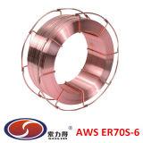 Sg2, ER70s-6 MIG сварочная проволока