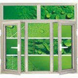 Diseño caliente de la ventana de PVC de doble acristalamiento