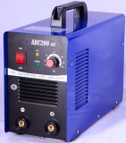 Ökonomisches Inverter MMA Welder mit Digital Display Arc200gh