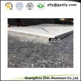 Потолок роскошного ощупывания алюминиевый кроет панель черепицей смеси &Aluminum