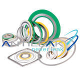 Wound en spirale Gasket With Inner Ring et Outer Ring