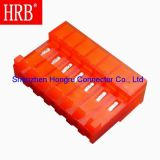 Conector de desplazamiento de aislamiento con marca de la SRH