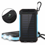 防水旅行友達のパソコンの/ABSの太陽エネルギーバンク